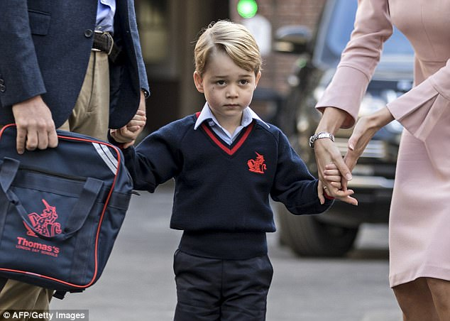 Prince George Gets Montessori Some Attention